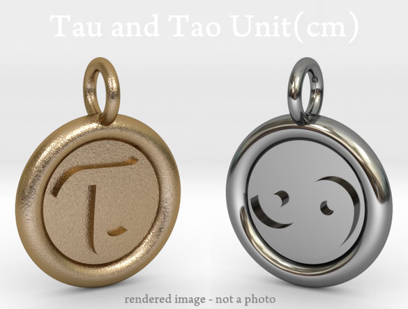 tau circle constant and tao pendant pi